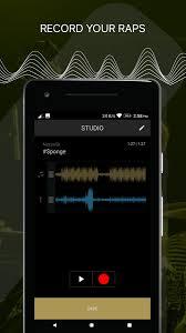 beats audio apk rapchat social rap maker recording studio beats 2 4 7 apk