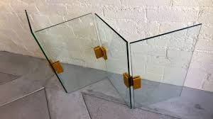 tempered glass fireplace screens good home design excellent on