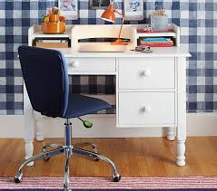 Small Desk With Shelves by Catalina Storage Desk U0026 Hutch Pottery Barn Kids