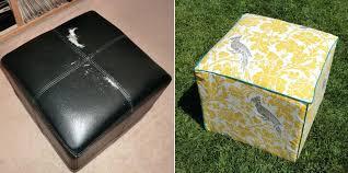 fabric storage cube ottoman fashionable fabric cube ottoman ottoman makeover fabric storage cube