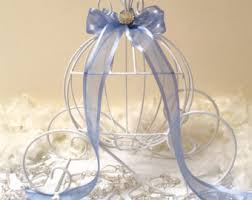 cinderella themed centerpieces cinderella carriage etsy