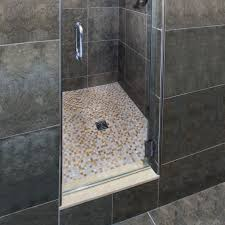 shower noteworthy diy metal shower pan notable metal pan for