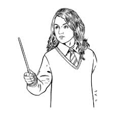 20 free printable harry potter coloring pages