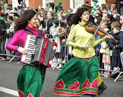 st patrick u0027s day celebrations around the world
