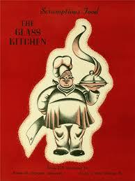 the glass kitchen pennsylvania delaware 1948 menu art u2013 love menu art