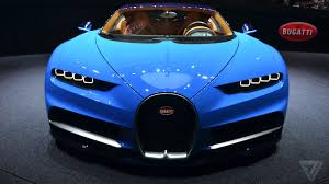 bugatti concept car the bugatti chiron is the world u0027s fastest road car the verge