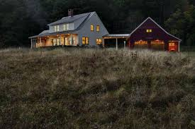 new houses being built with classic new england style houzz tour a new farmhouse pulls off an old look