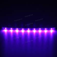 lexus is250 interior lights púrpura tiras de iluminación led interior luces brillan flexible