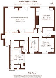 westminster abbey floor plan 3 bedroom westminster gardens marsham street london sw1p