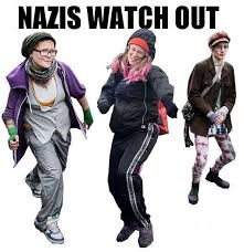 Look Out Meme - nazis watch out memes