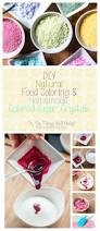 best 25 food coloring crafts ideas on diy crafts