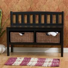 bench black wood bench with back narrow dining table trends and