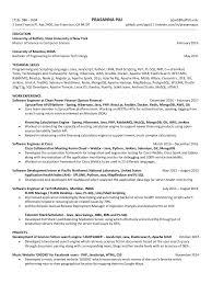Resume For Software Developer Resume Prasanna Pai Updated Pdf Pdf Archive