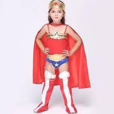 Superhero Halloween Costumes Kids Woman Girls Kids Costume Superhero Halloween Fancy Party