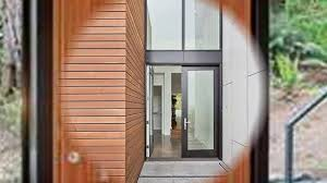 Modern Exterior Doors by Modern Exterior Front Doors With Glass Designs Youtube