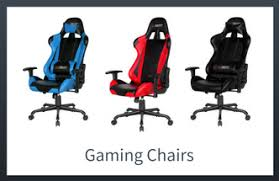 Best Chair For Computer Gaming Best Gaming Chairs Of 2017 Budget Popularity Quality Risk