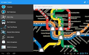 washington dc metrobus map dc metro transit android apps on play