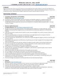 Sample Resume For Registered Nurse by 18 Student Nurse Resume Cover Letter To Volunteer Gain