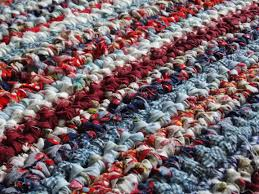 Fabric Rug Crocheted Rag Rug Tutorial U2013 Quiver Full Of Blessings