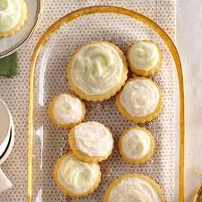 frosted butter cutout cookies recipe taste of home