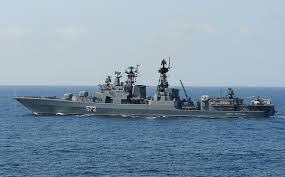 build a navy report russian navy to build nuclear powered destroyer and new