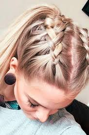 Cute Sporty Hairstyles Best 20 Cheerleader Hairstyles Ideas On Pinterest U2014no Signup