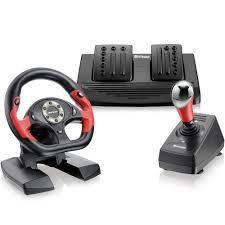 joystick volante joystick volante gt shift para ps2 ps3 e pc multilaser js050