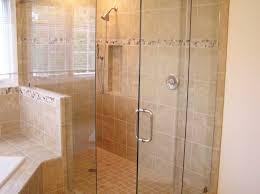 remodel bathroom shower tile white ceramic tiled replaces pre fab elegant bathroom shower tile homeoofficee com tiles ideas small bathroom decor bath store