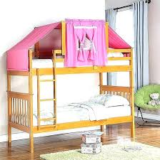 Bunk Bed With Tent Firehouse Bunk Bed Bunk Bed Tents Truck Bunk Bed Tent