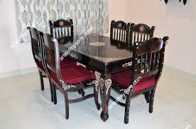 Rosewood Dining Room by Arts Of Mysore Rosewood Furniture