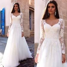 lace wedding dresses uk 2016 new illusion sleeves lace a line wedding dress uk