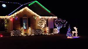Christmas Lights Projector On House christmas lights with projector 2012 youtube