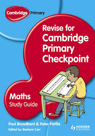 cambridge primary revise for primary checkpoint science study