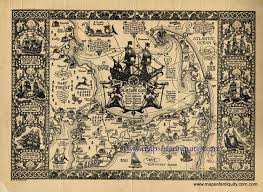 the map of old cape cod sold antique maps and charts