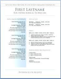cv format download doc resume template word document resume templates free word document