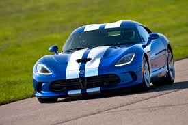 Dodge Viper Colors - this was always the best color combination ever available on the