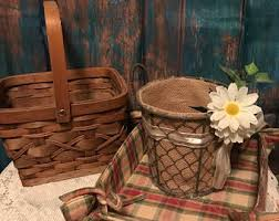 country baskets country baskets etsy