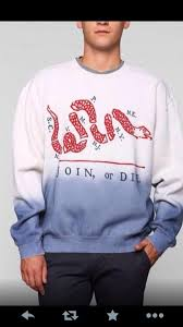 die sweater join or die sweater by libertymaniacs