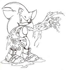 water sonic by ing47 on deviantart