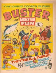 wacky comics monster fun joins buster