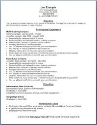 Online Resumes Examples Resume Example by Best 25 Free Resume Samples Ideas On Pinterest Free Resume