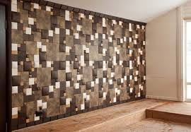 Decorative Wall Panels Adding Chic Carved Wood Patterns To Modern - Designer wall paneling