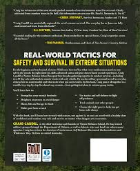 extreme wilderness survival essential knowledge to survive any