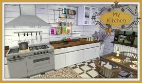 sims kitchen ideas sims 4 my kitchen dinha