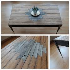 how to taper 4x4 table legs coffee table with a fun navajo design using 4x4 s and steel tapered