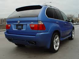 2002 bmw x5 custom for sale 2002 bmw x5 4 6is estoril blue navi custom stereo