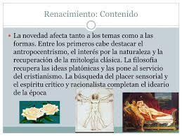 imagenes literarias o contenidos sensoriales corrientes literarias renacimiento ppt descargar
