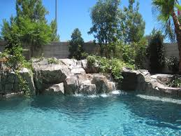 don u0027t gamble with your backyard pool contractor las vegas pool
