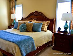 Turquoise Home Decor Ideas Bedroom Wonderful Blue White And Brown Bedroom Ideas Decorating