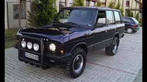 1975 land rover range rover classic restoration and rebuild youtube
